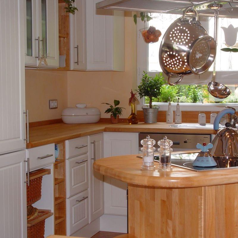 Küchengestaltung: Beispiele und Bilder