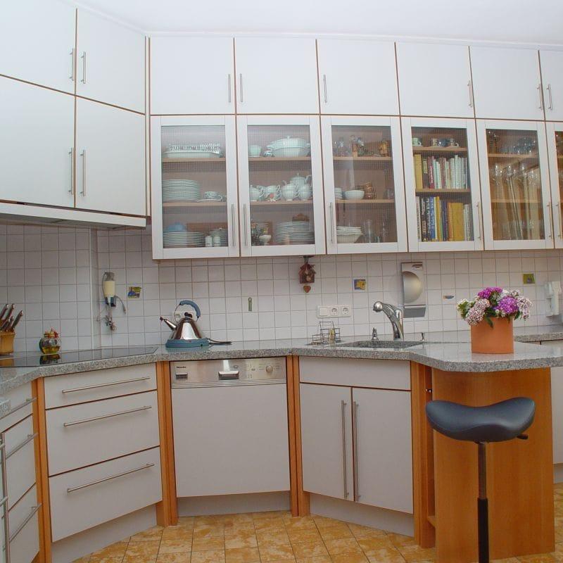 L- oder U-Küche
