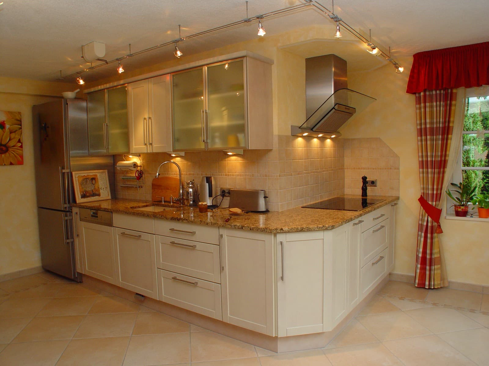 Landhausküche - Klassisch und modern kombiniert