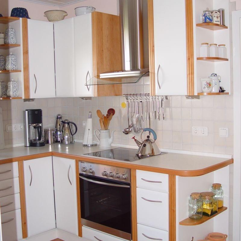 Kochen und Genießen in der modernen Landhausküche