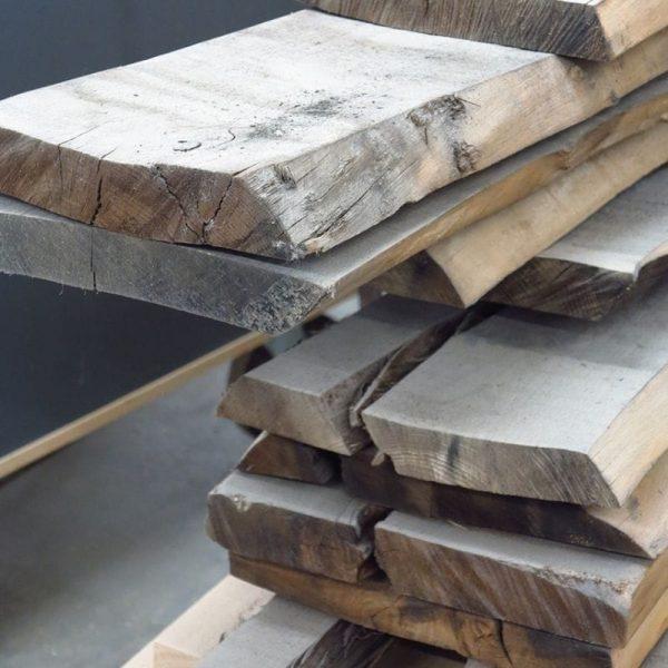 Massivholzküchen- und Möbel aus Akazie