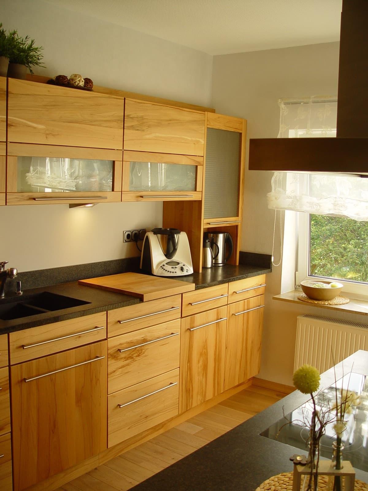 Natürliche Küchen - Henche Möbelwerkstätte