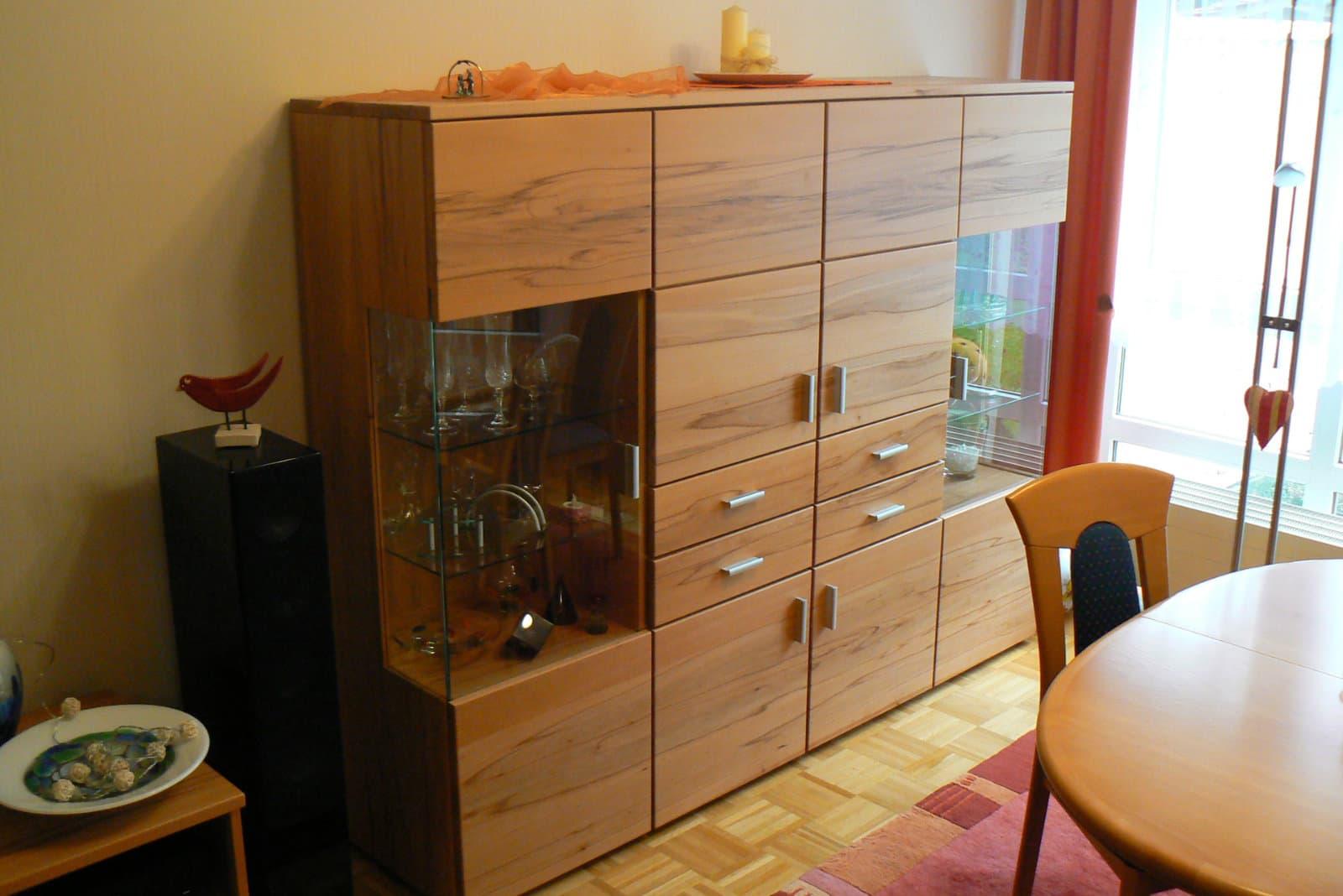 Wohnzimmermöbel nach Maß - Henche Möbelwerkstätte