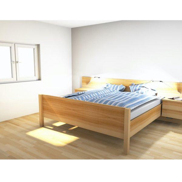 Der Liegekomfort im Bett ist einzigartig