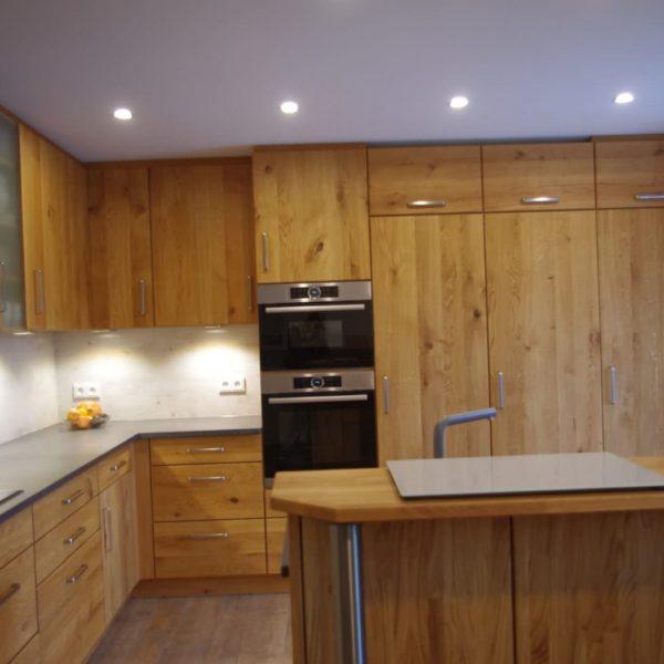 Die Küchen im Mittelpunkt