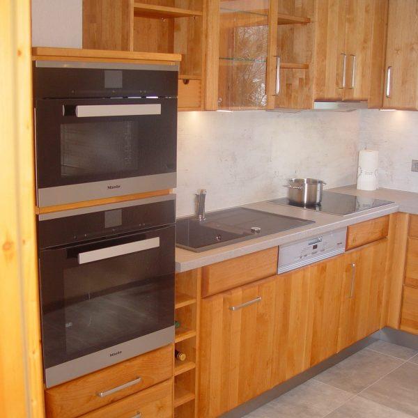 Küche nach unseren Wünschen geplant, geliefert und montiert